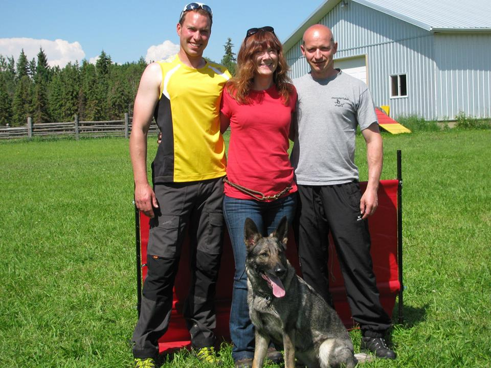 Obedience and Protection Seminar 2013